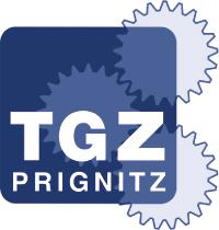 Logo des Technologie- und Gewerbezentrums (TGZ) Prignitz