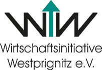 Logo des Wirtschaftsinitiative Westprignitz e.V.